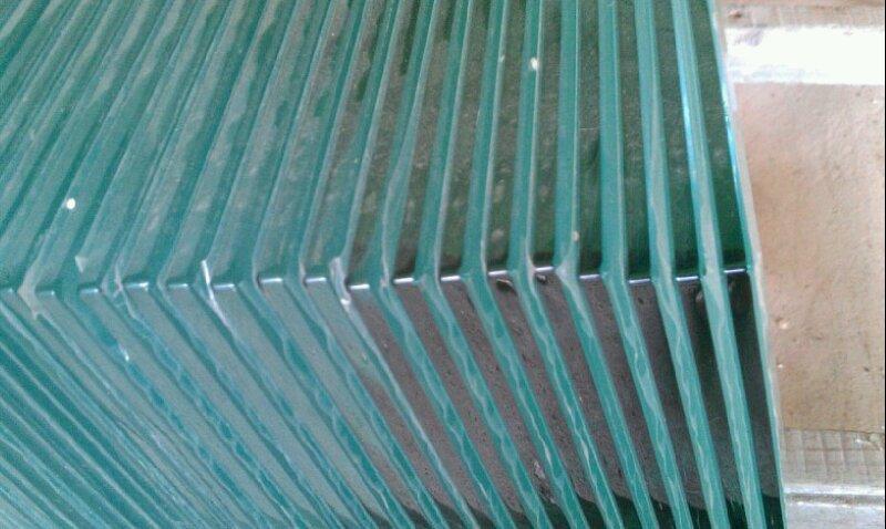 连线倒角机加工玻璃